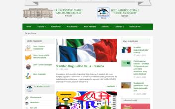 Sito web Liceo Classico Teramo