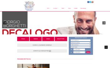 Sito web ACS Abruzzo