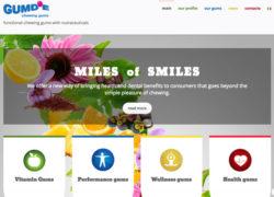 Realizzazione web site MD'E Gum